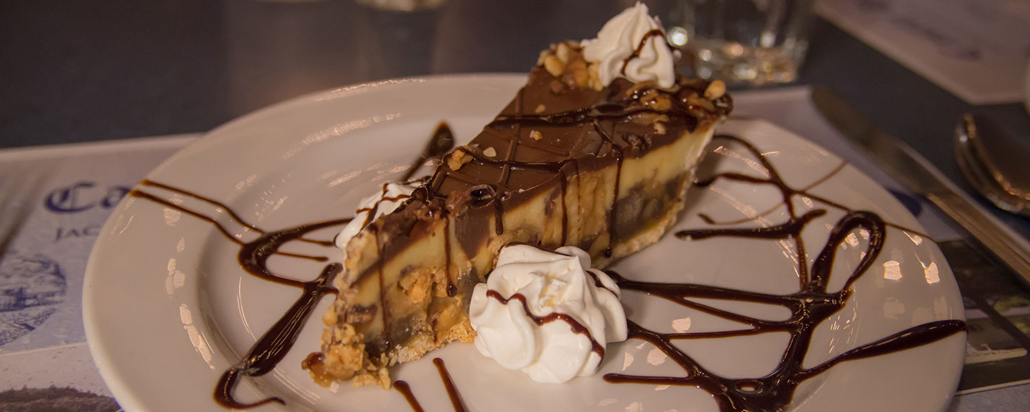 cheese cake - Castle Hill Supper Club - restaurant and banquet facility