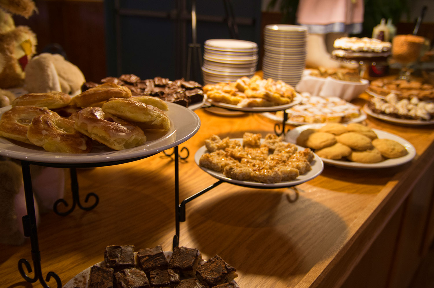desserts - Castle Hill Supper Club - restaurant and banquet facility