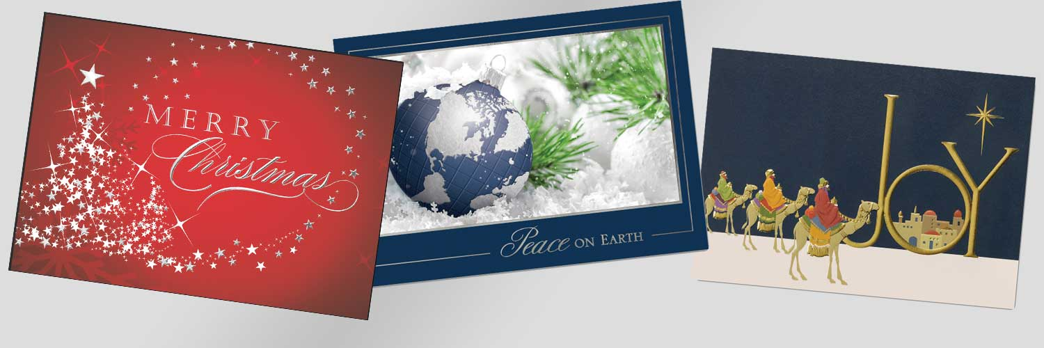 Christmas Cards and Holiday Cards from Quality Quick Print