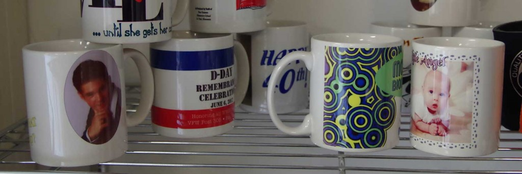 Custom Mugs - Quality Quick Print - Eau Claire Printing, Banners and Signs