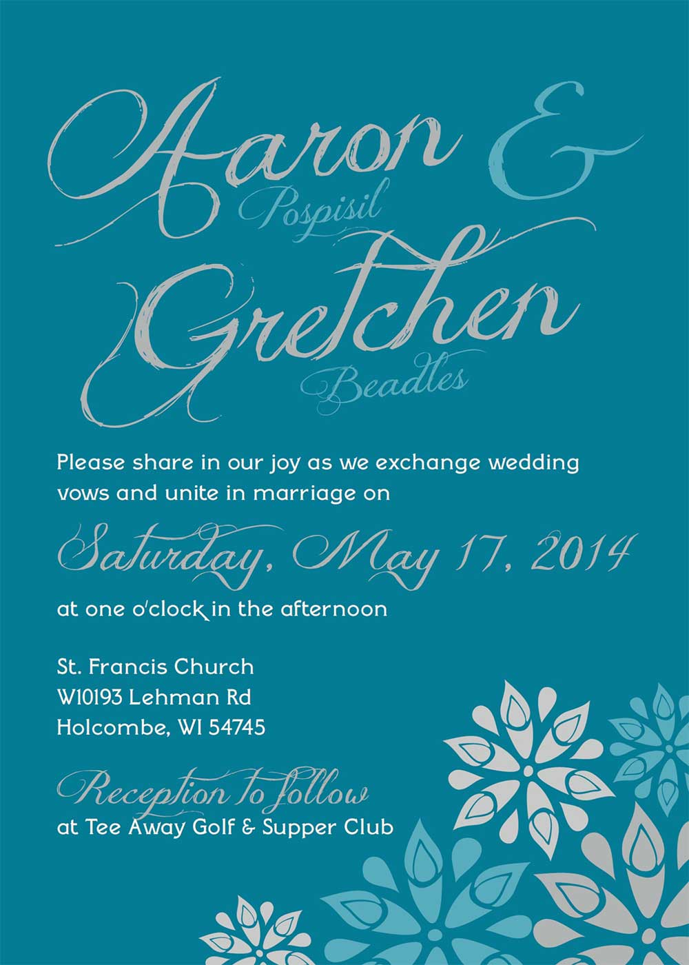 Wedding Stationery - Quality Quick Print - Eau Claire Printing, Banners and Signs